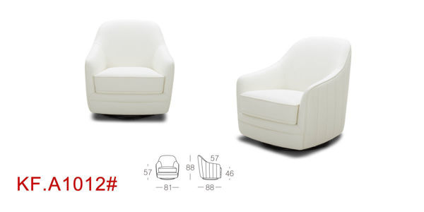 Picture of Cotton Fabric Occasional Chair