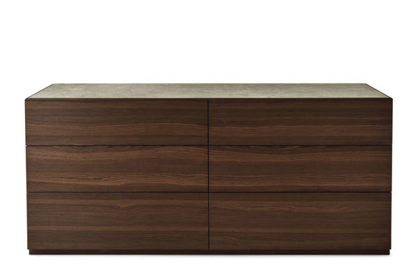 Picture of City 6 Drawer Dresser