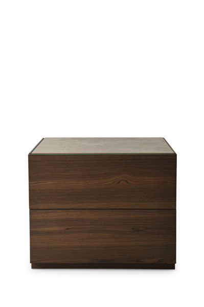 Picture of City 2 Drawer Nightstand