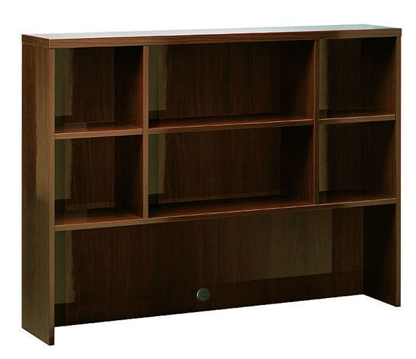 Picture of Pisa 2 Pc. Office Credenza  & Hutch