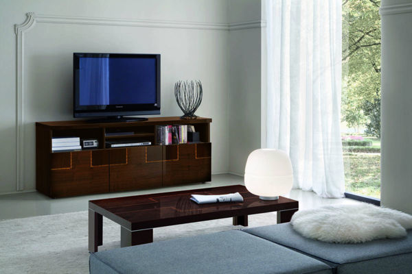 Picture of Pisa Rectangular Coffee Table