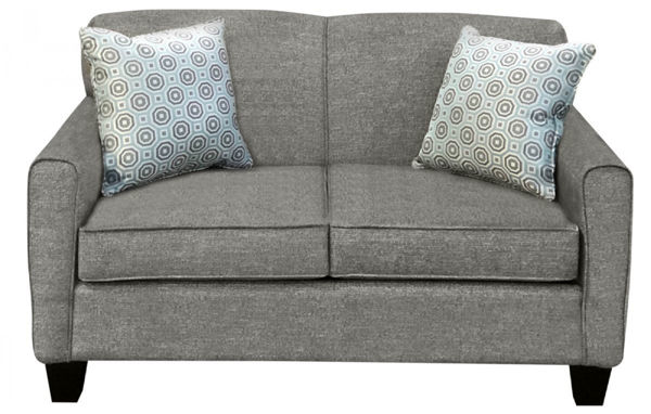 Picture of Boxer Double Upholstered Sofabed
