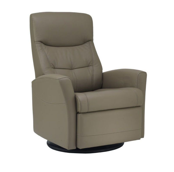 Picture of Small Tan Oslo Relax Chair