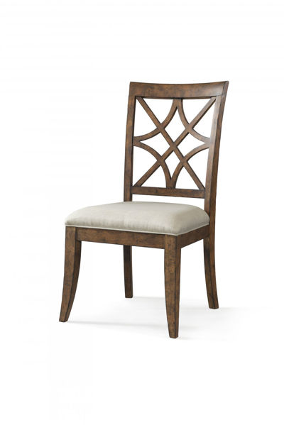 Picture of Trisha Coffee Dining Chair