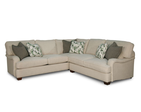 Picture of Calcutta Fabric Sectional