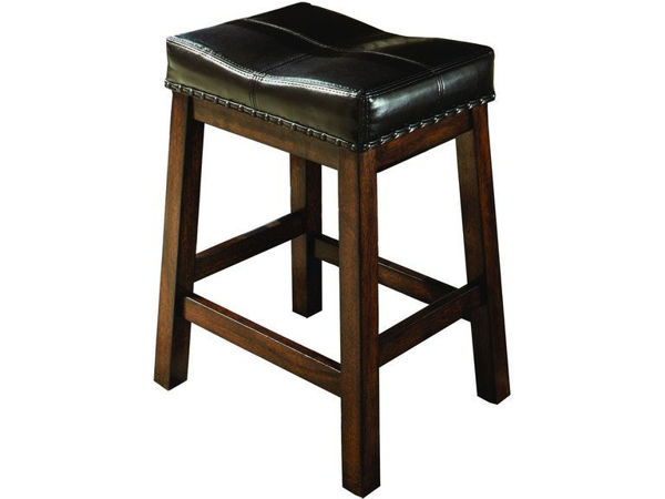 Picture of Kona Backless Brown Counter Stool
