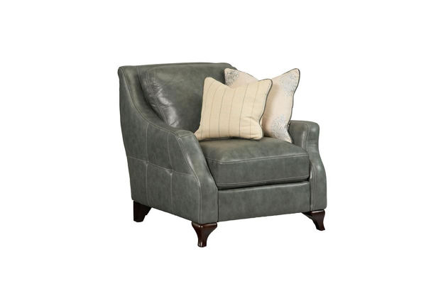Picture of Transitional Leather Chair
