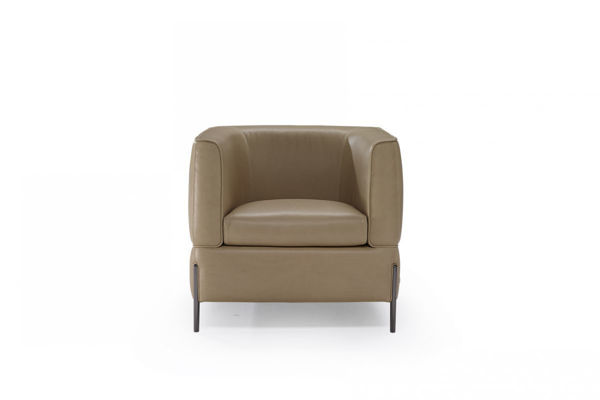 Picture of Natuzzi Italia Anteprima, fabric accent chair