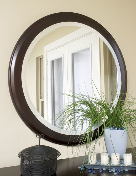 Picture of Downtown Round Mirror