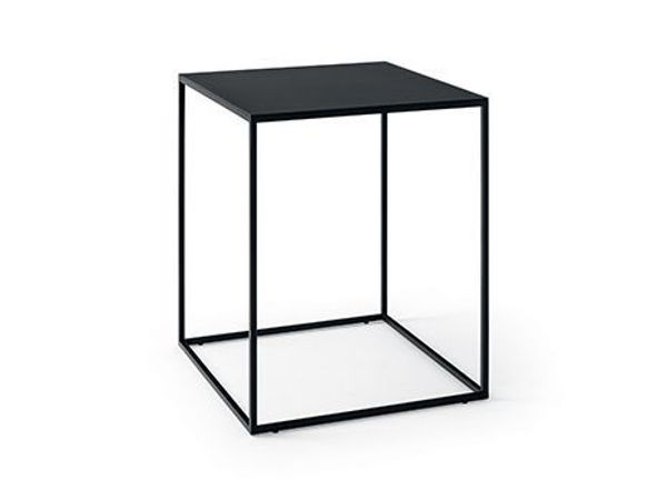 Picture of Black Thin Side Table
