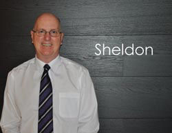 Sandy's Sales Associate: Sheldon